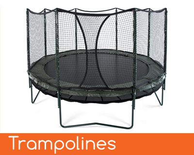 Trampolines Backyard Playworld Omaha